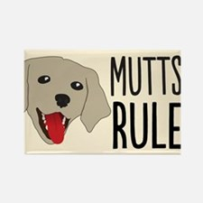 Mutts Rule Magnets
