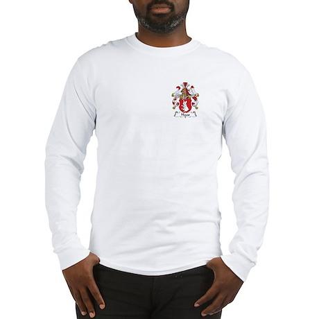 Haas Long Sleeve T-Shirt