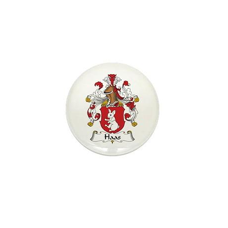 Haas Mini Button (10 pack)