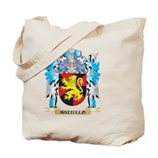 Mazzullo Coat of Arms - Family Crest Tote Bag