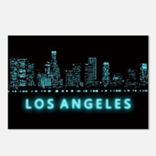 Digital Los Angeles Postcards (Package of 8)