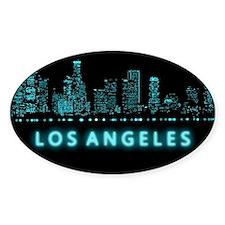 Digital Los Angeles Decal