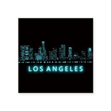 Digital Los Angeles Sticker