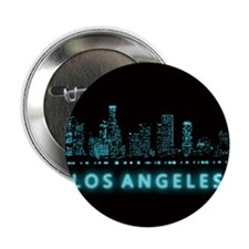 "Digital Los Angeles 2.25"" Button (10 pack)"