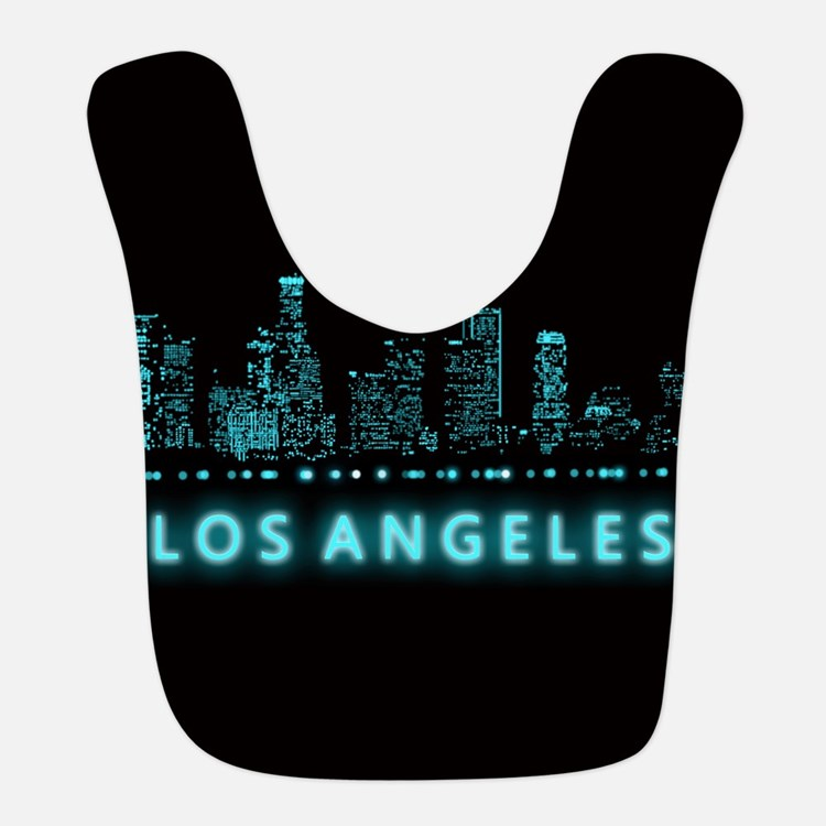 Digital Cityscape: Los Angeles, California Bib