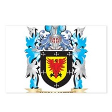 Mcallister Coat of Arms - Postcards (Package of 8)