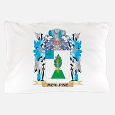 Mcalpine Coat of Arms - Family Crest Pillow Case