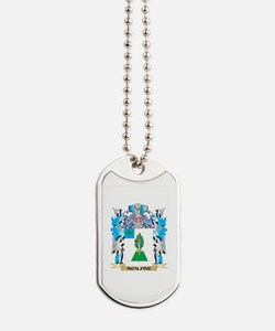 Mcalpine Coat of Arms - Family Crest Dog Tags