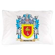 Mcbeth Coat of Arms - Family Crest Pillow Case
