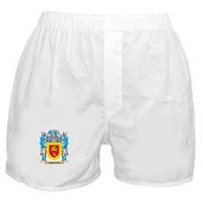 Mcbeth Coat of Arms - Family Crest Boxer Shorts