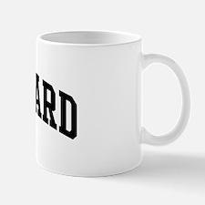 BROUSSARD: retired not expire Mug