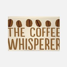 The Coffee Whisperer Magnets