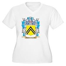 Mcclellan Coa Plus Size T-Shirt