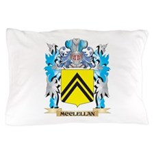Mcclellan Coat of Arms - Family Crest Pillow Case