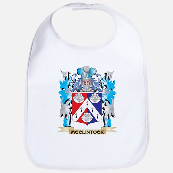 Mcclintock Coat of Arms - Family Crest Bib