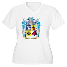 Mcconnell Coa Plus Size T-Shirt