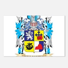 Mcconnell Coat of Arms - Postcards (Package of 8)