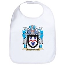 Mccormack Coat of Arms - Family Crest Bib