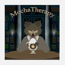 MochaTherapy Tile Coaster