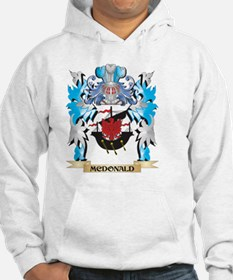 Mcdonald Coat of Arms - Family C Hoodie