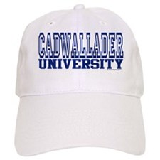 CADWALLADER University Baseball Cap