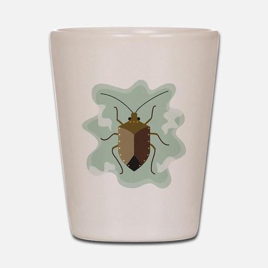 Stinkbug Shot Glass