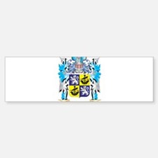 Mcdougal Coat of Arms - Family Cres Bumper Bumper Bumper Sticker