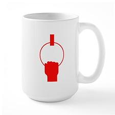 Red Gymnastics Mugs
