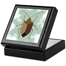 Stinkbug Keepsake Box