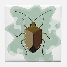 Stinkbug Tile Coaster