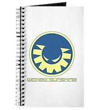 Wicked Sunshine (Yellow) Journal
