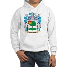 Mcenroe Coat of Arms - Family Cr Hoodie