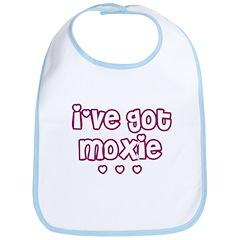 I've got moxie Bib