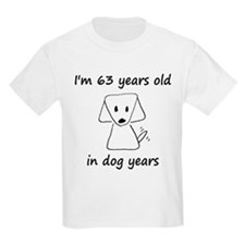 9 dog years 6 T-Shirt
