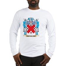 Mcfarlane Coat of Arms - Famil Long Sleeve T-Shirt