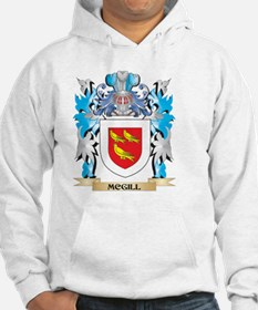 Mcgill Coat of Arms - Family Cre Hoodie