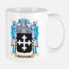 Mcgivern Coat of Arms - Family Crest Mugs