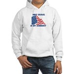 MIKE GRAVEL is my homeboy Hooded Sweatshirt