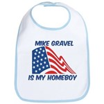 MIKE GRAVEL is my homeboy Bib