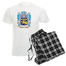 Mcgovern Coat of Arms - Famil Pajamas