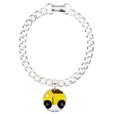 Our Little Man Dump Truck Bracelet