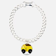 Our Little Man Dump Truck Bracelet