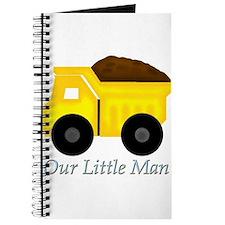Our Little Man Dump Truck Journal