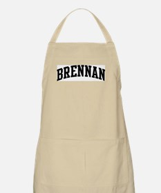 BRENNAN: retired not expired BBQ Apron