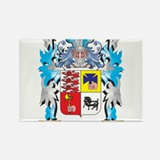 Mcgrath Coat of Arms - Family Crest Magnets