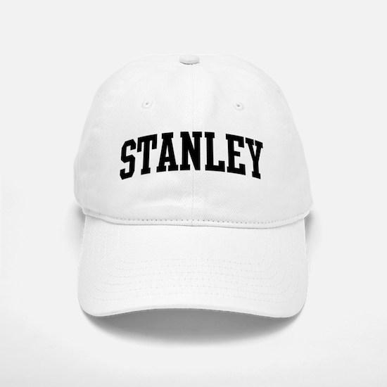 STANLEY (curve-black) Baseball Baseball Cap