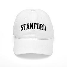 STANFORD (curve-black) Baseball Cap