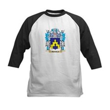 Mchale Coat of Arms - Family Crest Baseball Jersey