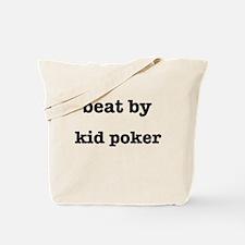 kid poker Tote Bag
