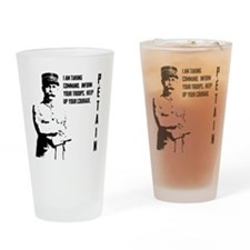 Petain Drinking Glass